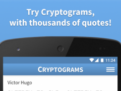 Cryptogram Puzzles 1 64 Free Download