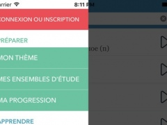 French | Russian - AccelaStudy® 3.2.0 Screenshot