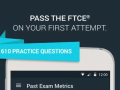FTCE® Exam Prep 2016 Edition 4.0.8 Screenshot