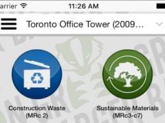 Green Badger LEED® Documentation 4.2 Screenshot