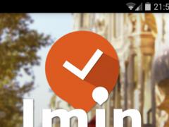 Imin · Easy event planning 0.3.8 Screenshot