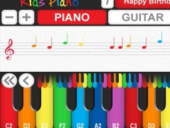 Kids Piano ® 1.0 Screenshot