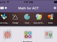 Math for the ACT ® Test 1.2 Screenshot