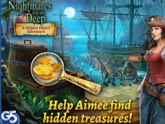 Nightmares from the Deep®: A Hidden Object Adventure 0.1.1 Screenshot