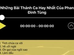 Phan Đinh Tùng Những Bài Thánh Ca Hay Nhất Vol 1 99.0 Screenshot