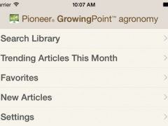 Pioneer® GrowingPoint™ agronomy app 1.1 Screenshot