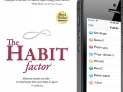 The Habit Factor® Pro: Habits 2 Goals: Goal Tracking, Daily Motivation & Goals, New Years Resolutions, ADD & ADHD Focus Tool 1.9.18 Screenshot