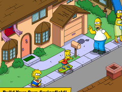 The Simpsons™: Tapped Out 4.24.1 Screenshot