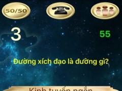 Triệu Phú Là Ai - Game Show Free 1.0 Screenshot