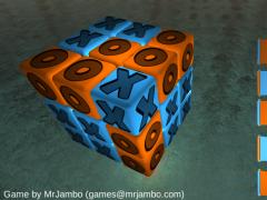 XO Cubical 3D Game 1.0 Screenshot