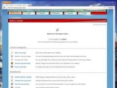 Xolo CMS  Screenshot