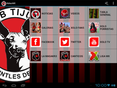 Xolos MX 2.0 Screenshot