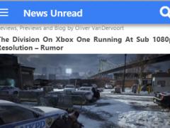 Xoonity Xbox One News 1.5.7 Screenshot