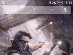 XPERIA™ Hitman Theme 1.0.0 Screenshot