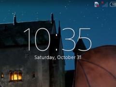 XPERIA™ Hotel Transylvania 2 - Dracula Theme 1.1.0 Screenshot