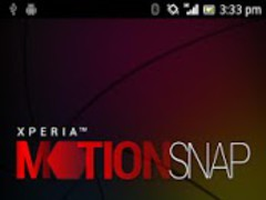 Xperia™ Motion Snap 1.1.0 Screenshot