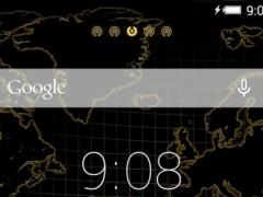 XPERIA™ Techworld Theme 1.2.0 Screenshot