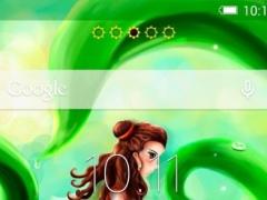 XPERIA™ Tiny World Theme 1.1.0 Screenshot