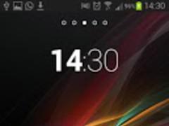 Xperia Z Live Wallpaper HD 1.0.2 Screenshot