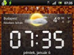 XperiaArc Go Launcher Ex Theme 1.0 Screenshot
