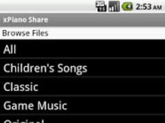 xPiano Share 0.1.11 Screenshot