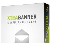 XtraBanner Email Enrichment 4.3.1704.900 Screenshot