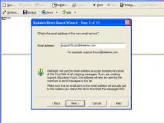 Xtreeme MailXpert Standard Edition 3.0 Screenshot