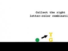Y-RGB - Letter-Color Brain Teaser 1.0 Screenshot