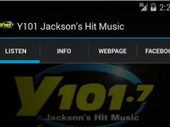 Y101 Jackson's Hit Music 1.4.0 Screenshot