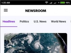 Review Screenshot - Yahoo App – Latest News At Your Fingertips