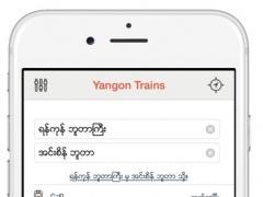 Yangon Trains 1.0 Screenshot