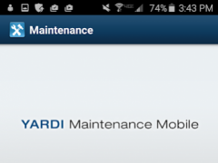 Yardi Maintenance Mobile 4.4.2 Screenshot