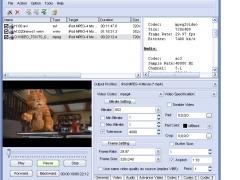 YASA AVI to iPod Converter 3.0.26.1237 Screenshot