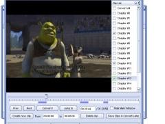 YASA DVD to MP4 Converter 2.9.44.1262 Screenshot