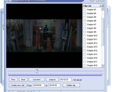 YASA DVD to MPEG Converter 3.6.42 Screenshot