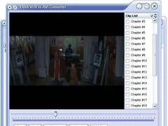 YASA VOB to AVI Converter 3.2.39a Screenshot