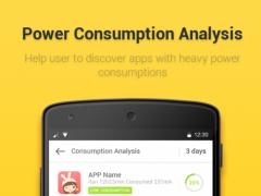 Yellow Battery-Battery Saver 2.0.46.0115 Screenshot