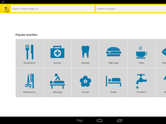 Yellow Pages® Australia  Screenshot