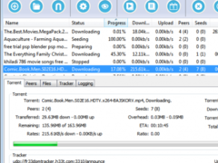 Yet Another uTorrent 2.0.0 Screenshot