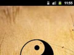 Yin yang widget 1.1 Screenshot