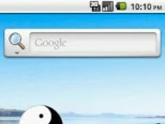 Ying Yang Battery Widget 1.5 Screenshot