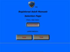 YM/RA Manuals 4.1.0 Screenshot