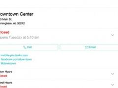 YMCA of Waycross GA 9.6.0 Screenshot