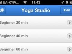 Yoga Class - Yoga Exercises for Better Health 1.0 Screenshot