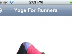 Yoga For Runners 1.0 Screenshot
