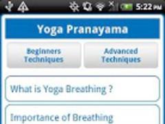 Yoga Pranayama ( Breathing) 1.3 Screenshot