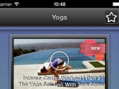 Yoga Video Journal 1.0 Screenshot