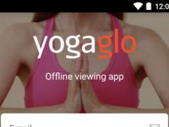 YogaGlo Offline Viewing App 3.2 Screenshot