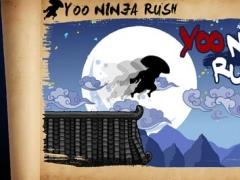 Yoo Ninja Rush - Jumping, No Ads 1.1 Screenshot