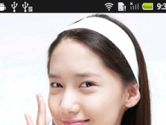 YoonA Live Wallpaper 1.0.0 Screenshot